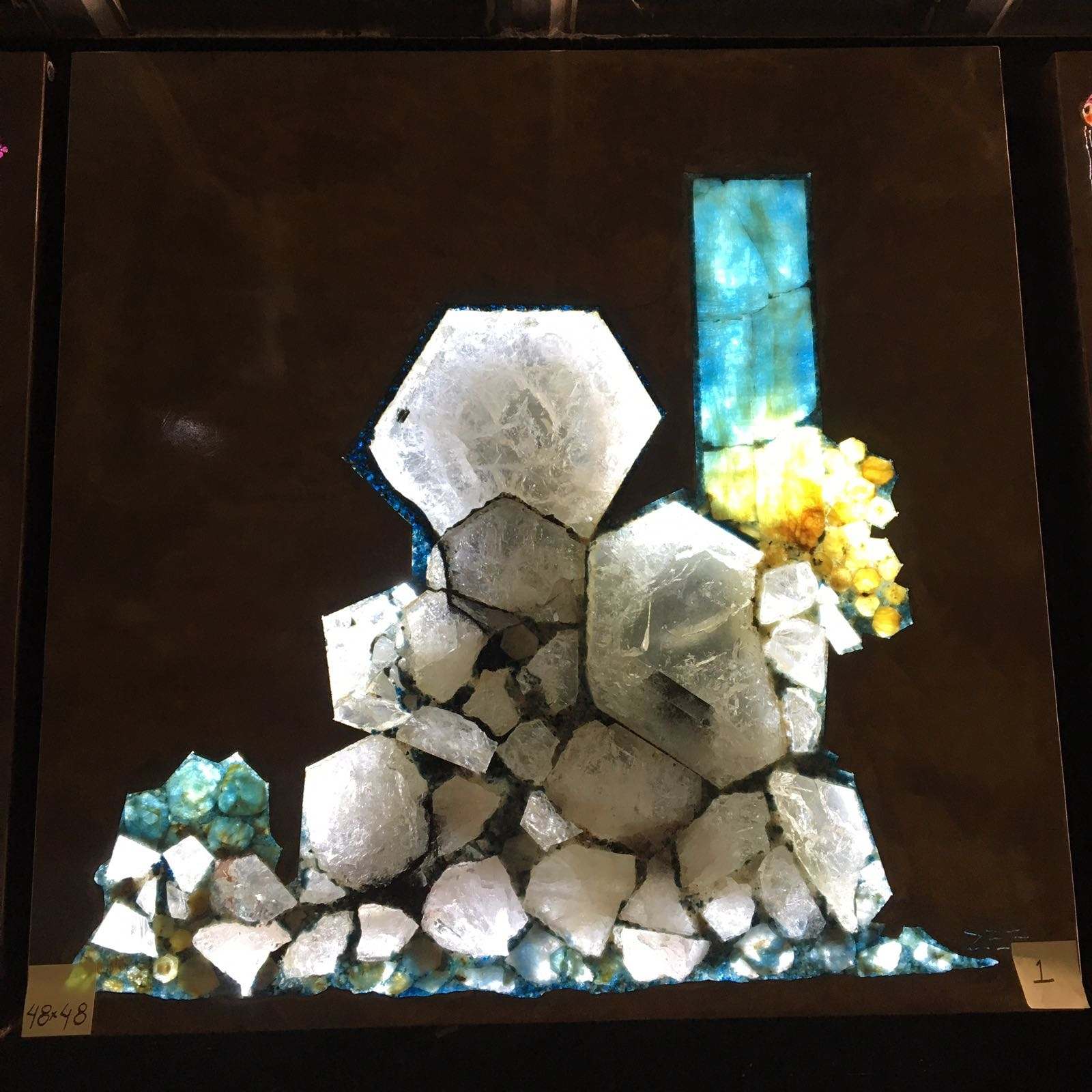 Fossil & Mineral GemScape