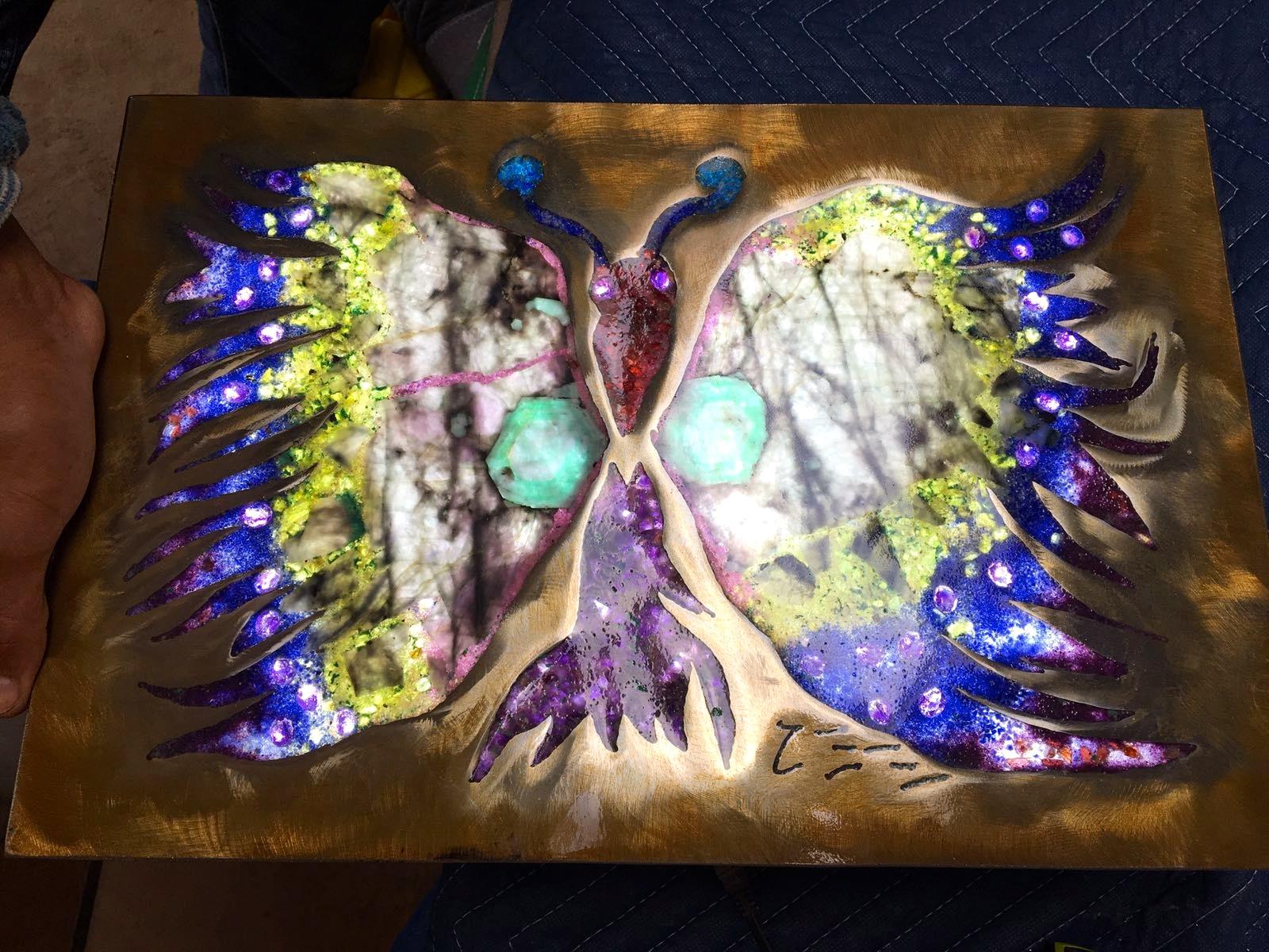 Butterfly GemScape