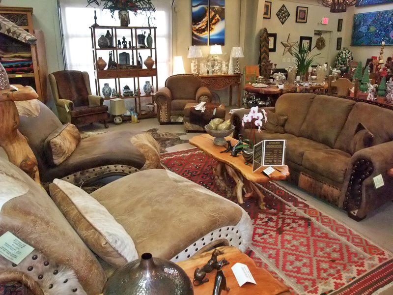 Dusty Sofa #1