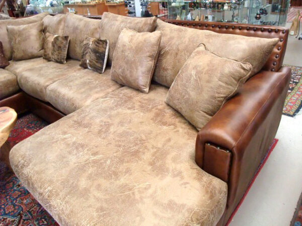 Southwest Chaise Sectional