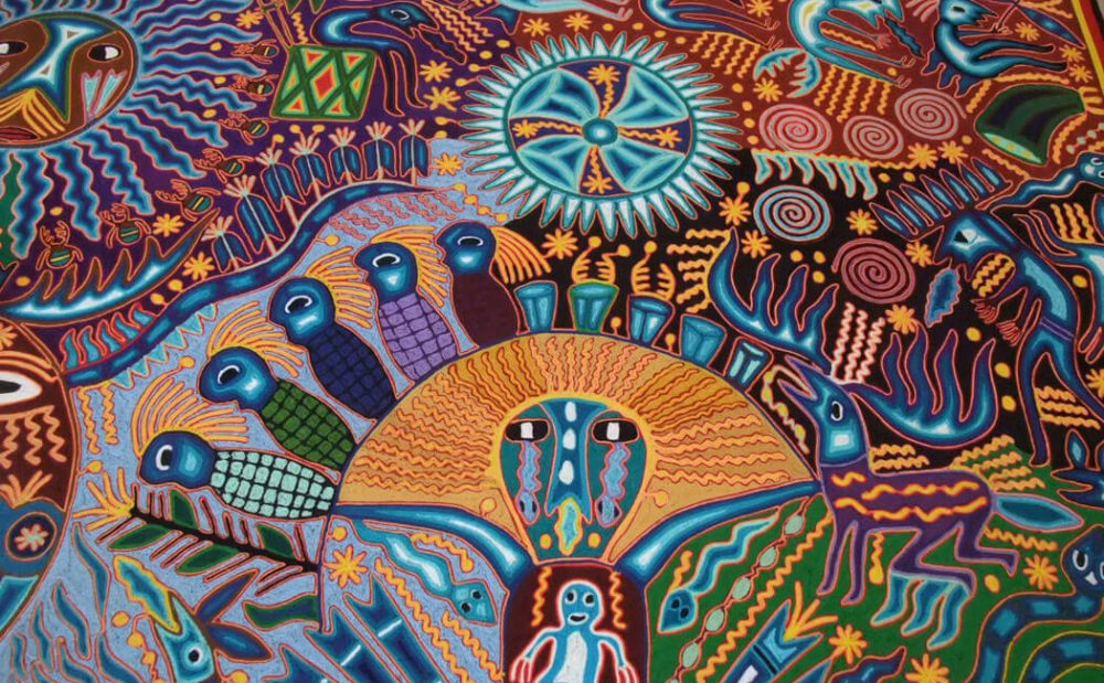 Our stunning collection of Huichol Indian Art